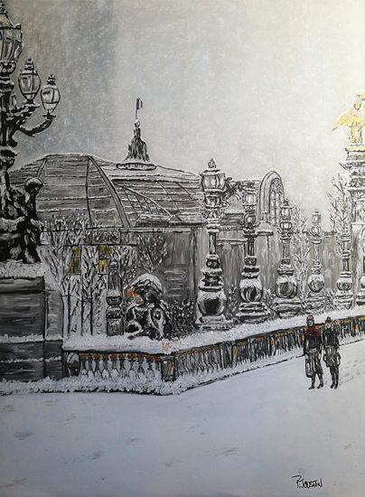 Paris-Grand-Palais-sous-la-neige-Hiver-2018-Patrick-Joosten
