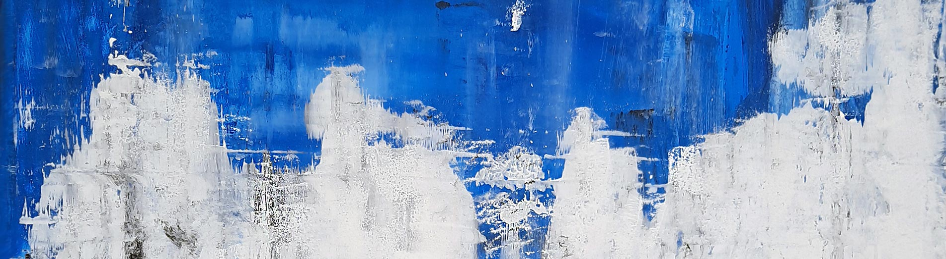 Waterfall painting by patrick joosten,