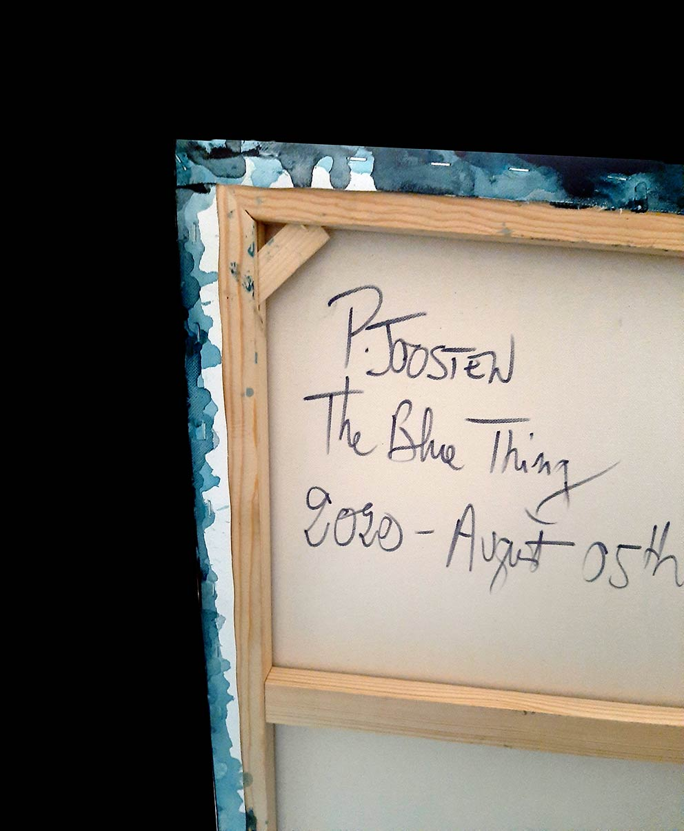 The-Blue-Thing-Patrick-Joosten-2020-August-05th-Back-signature