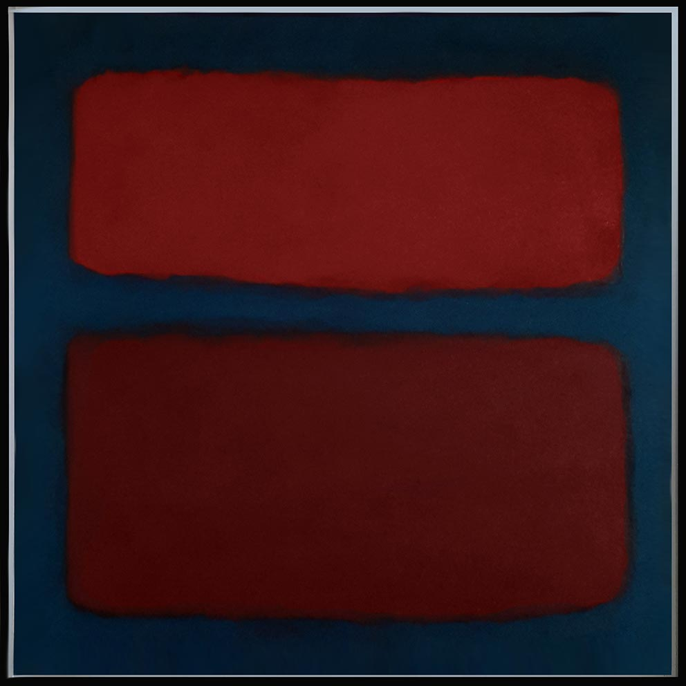Experimental-Red-N°3-Patrick-Joosten-2020-September-17th-with-frame
