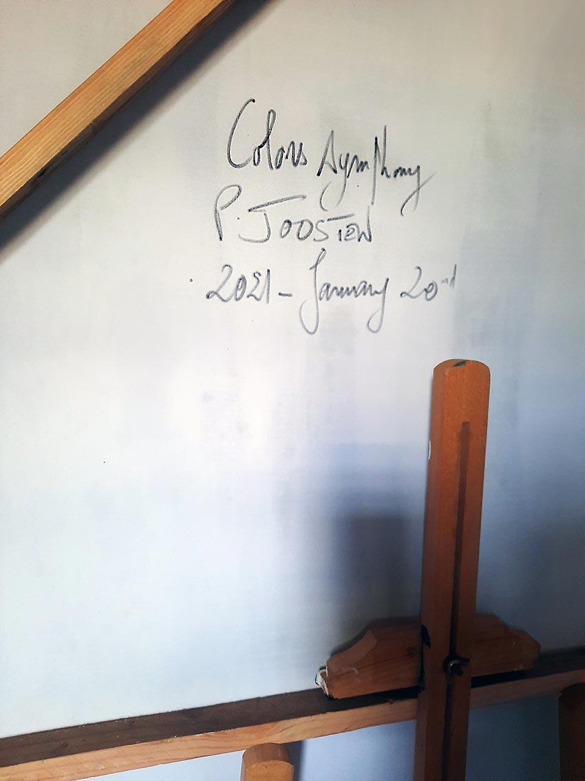 Colors-symphony-patrick-joosten-2021-January-20nd-Back-signature