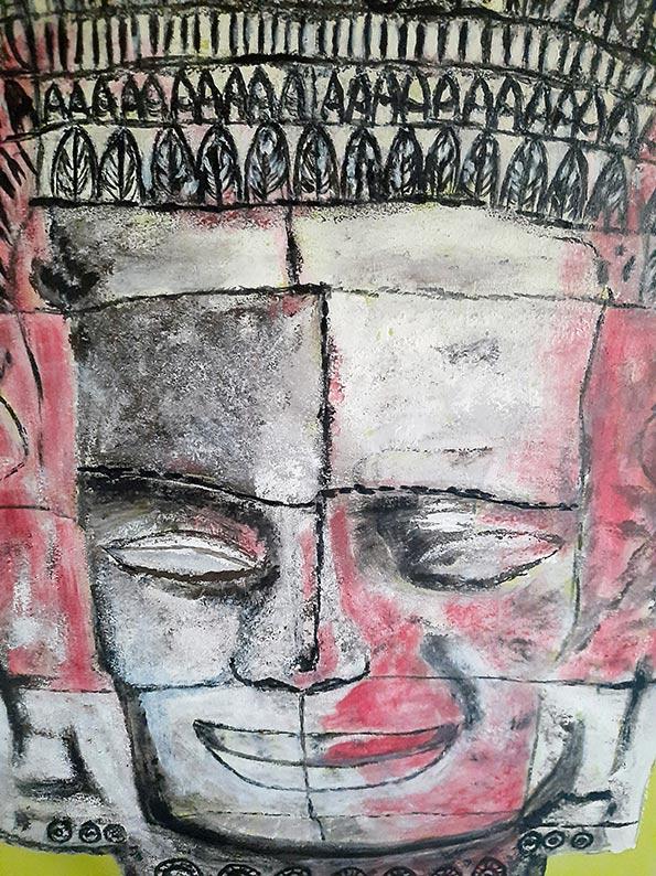 Buddha-head-Patrick-Joosten-2021-March-05th-Close-up