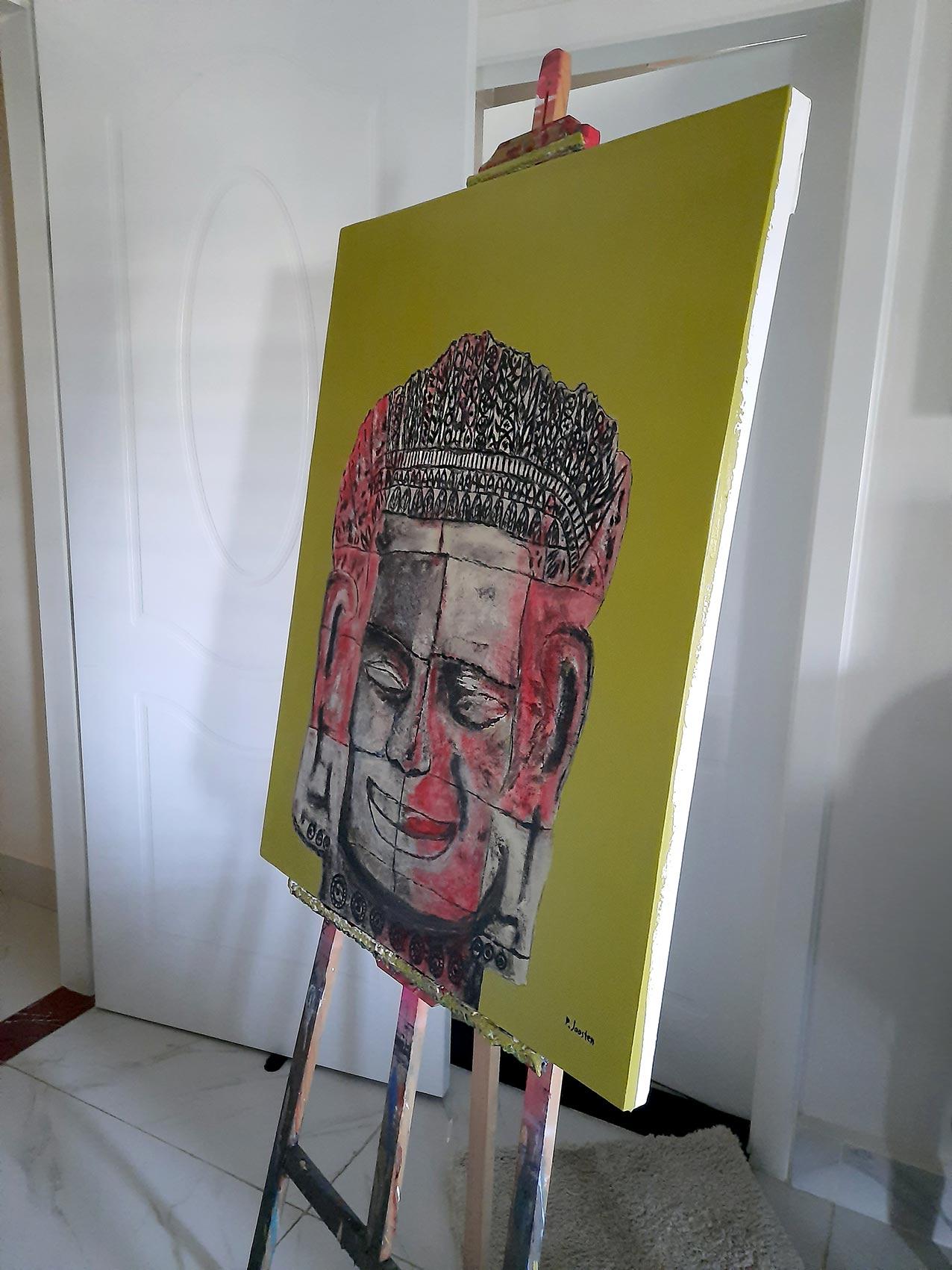 Buddha-head-Patrick-Joosten-2021-March-05th-Side-view